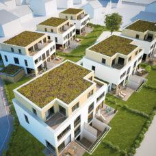 """6 Wohnhäuser vom Projekt """"Bonum12"""" in Kelkheim"""