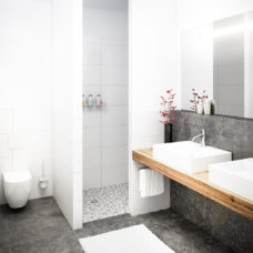 Jahns & Gramberg - CUBE38 - Badezimmer